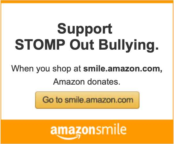 Support Stomp Out Bullying through Amazon Smile