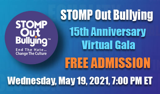 STOMP Out Bullying 15th Anniversary Gala
